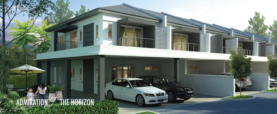Lite View 4 - Double Storey Terrace House